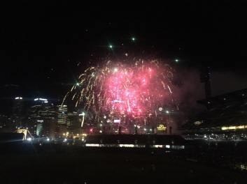 Beautiful Fireworks!